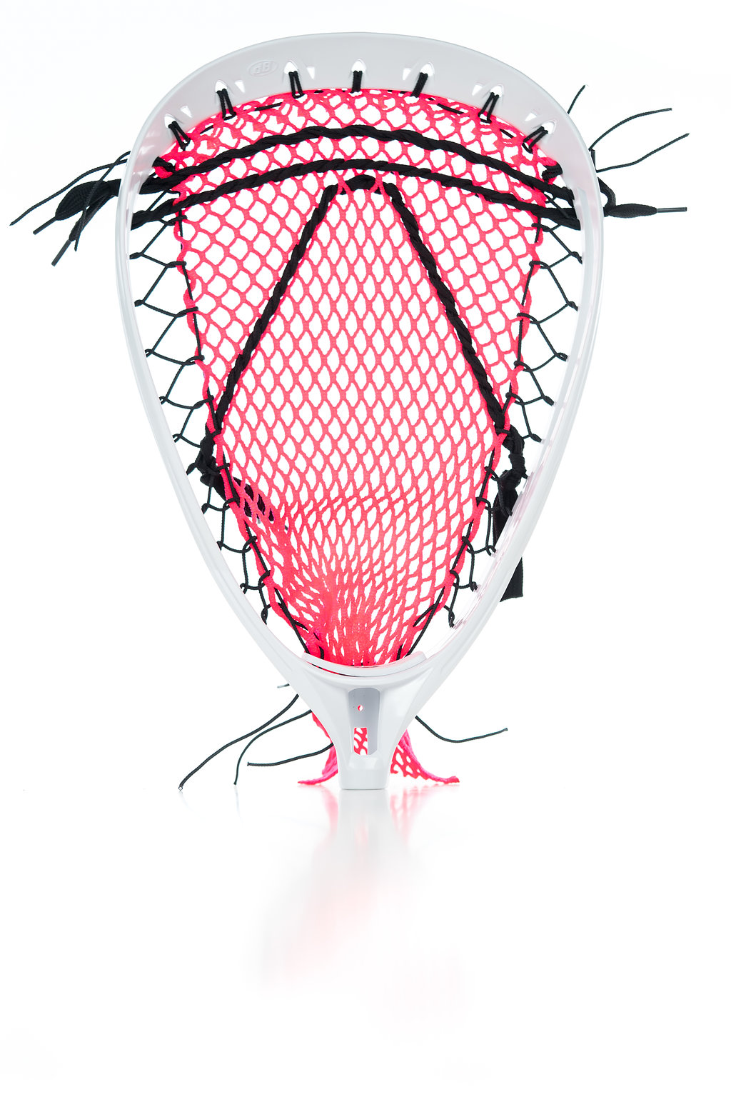 Coolstick Lacrosse Gt Goalie Heads Gt Red Mesh Kwan Goalie