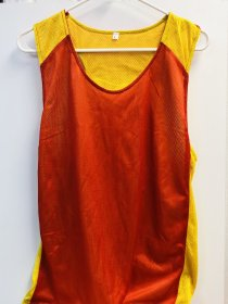 Red/Yellow Pinny