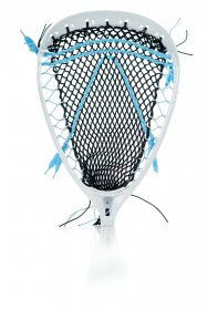 Black Mesh - FORT Goalie Head