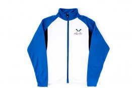 Holloway Blue Track Jacket