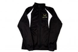 Holloway Black Track Jacket
