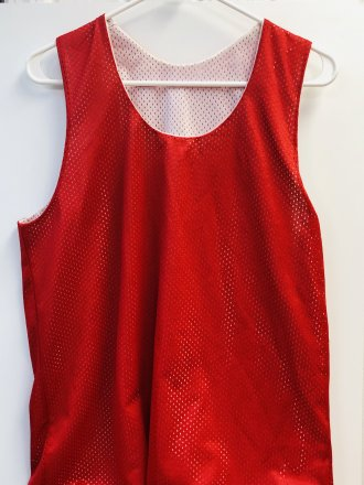Red/White Pinny