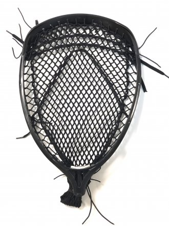 All Black Fort goalie head