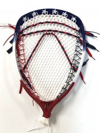 USA FORT goalie head