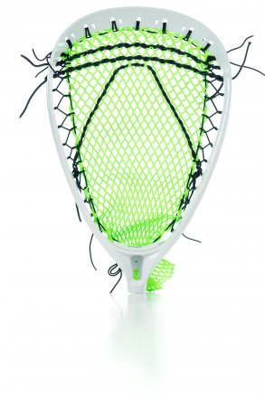 Neon Green Mesh - FORT Goalie Head