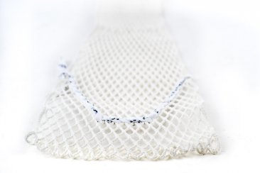 White Goalie Mesh